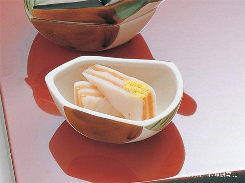 百合根・鮭燻博多