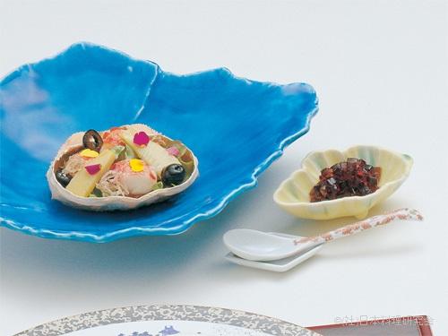 蟹サラダ盛り