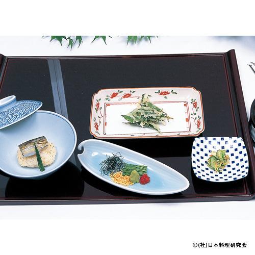 あゆ茶漬、蓼葉天ぷら
