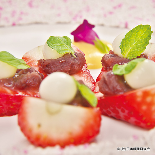 和三盆の胡麻豆腐