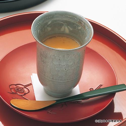 豆腐の茶碗蒸し