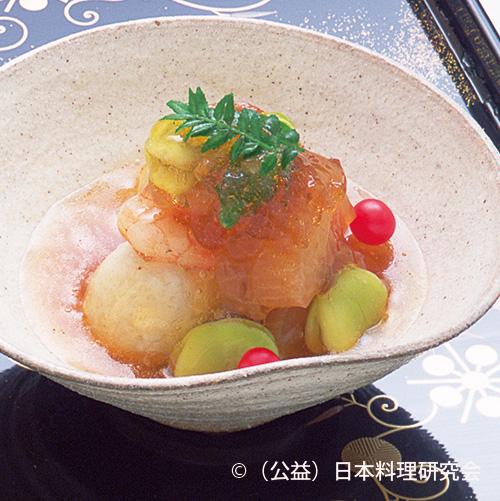 揚夏大根醤油焼