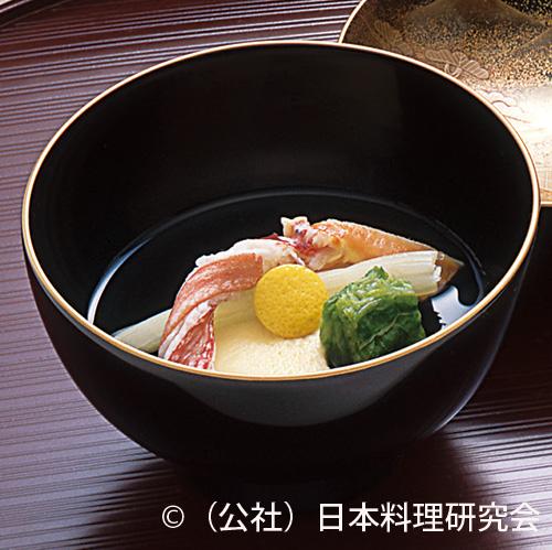 蟹しゃぶ椀