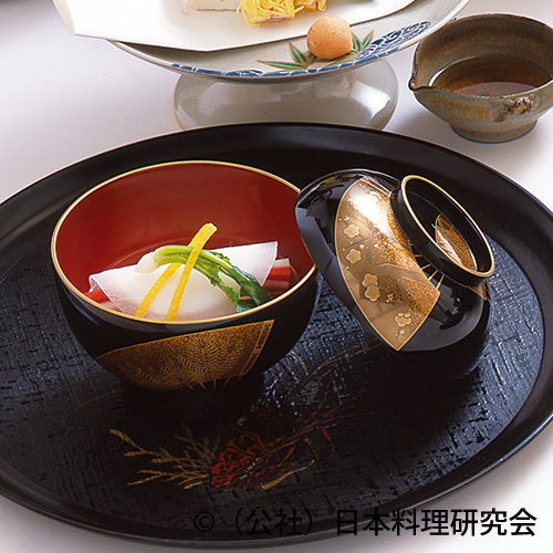 蛤糝薯羽二重蕪